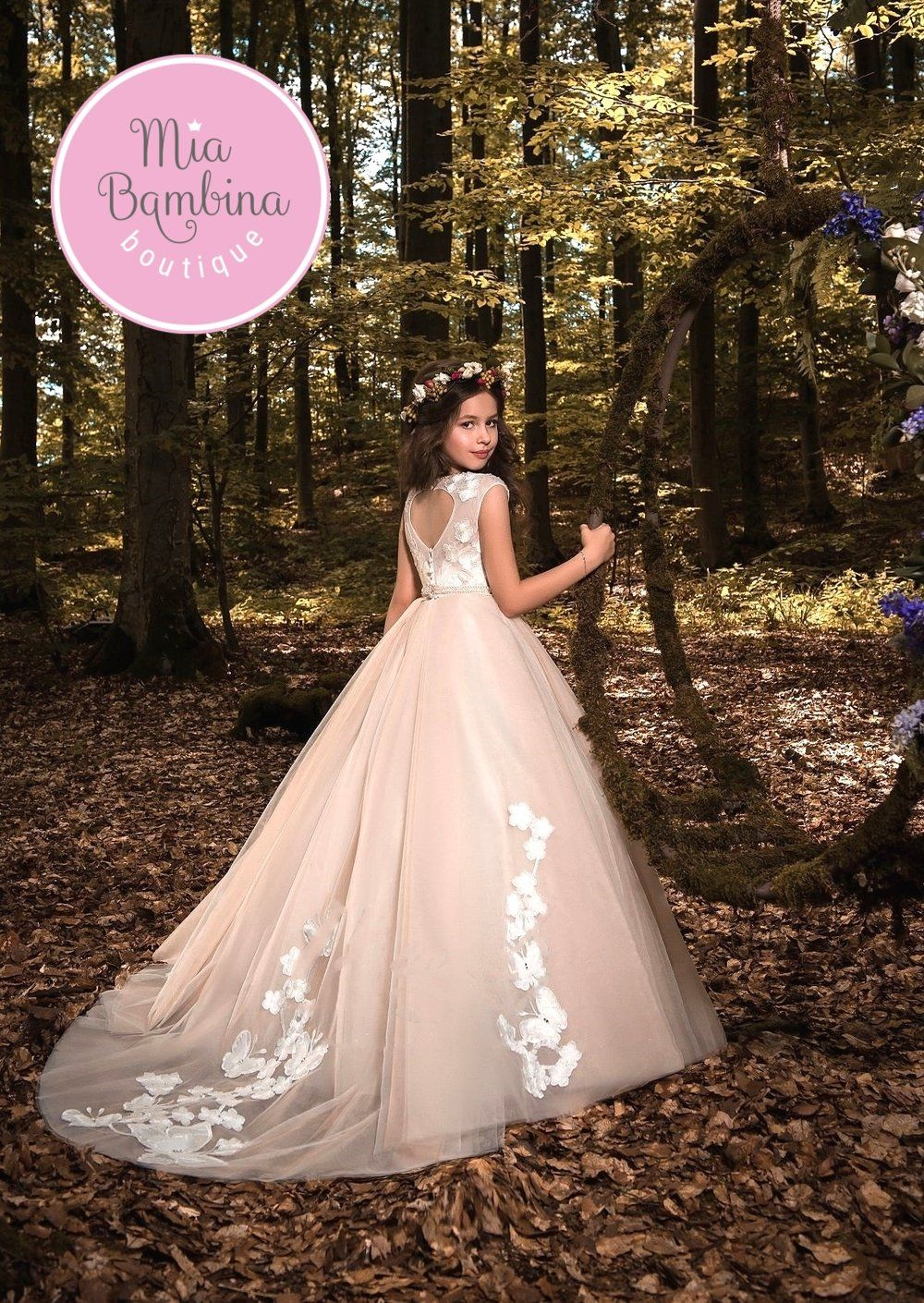 Atlanta wedding dress shops  Palencia  Vintage party dresses  Pinterest  Flower girl dresses