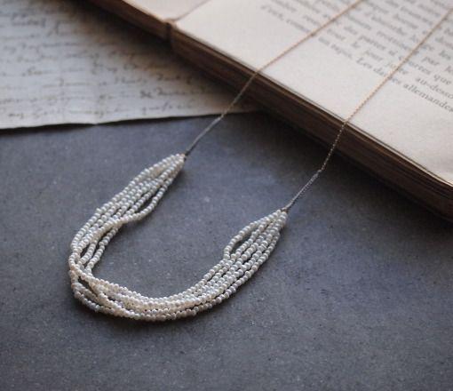 Eugénie necklace(Rubus.) - Alice Daisy Rose