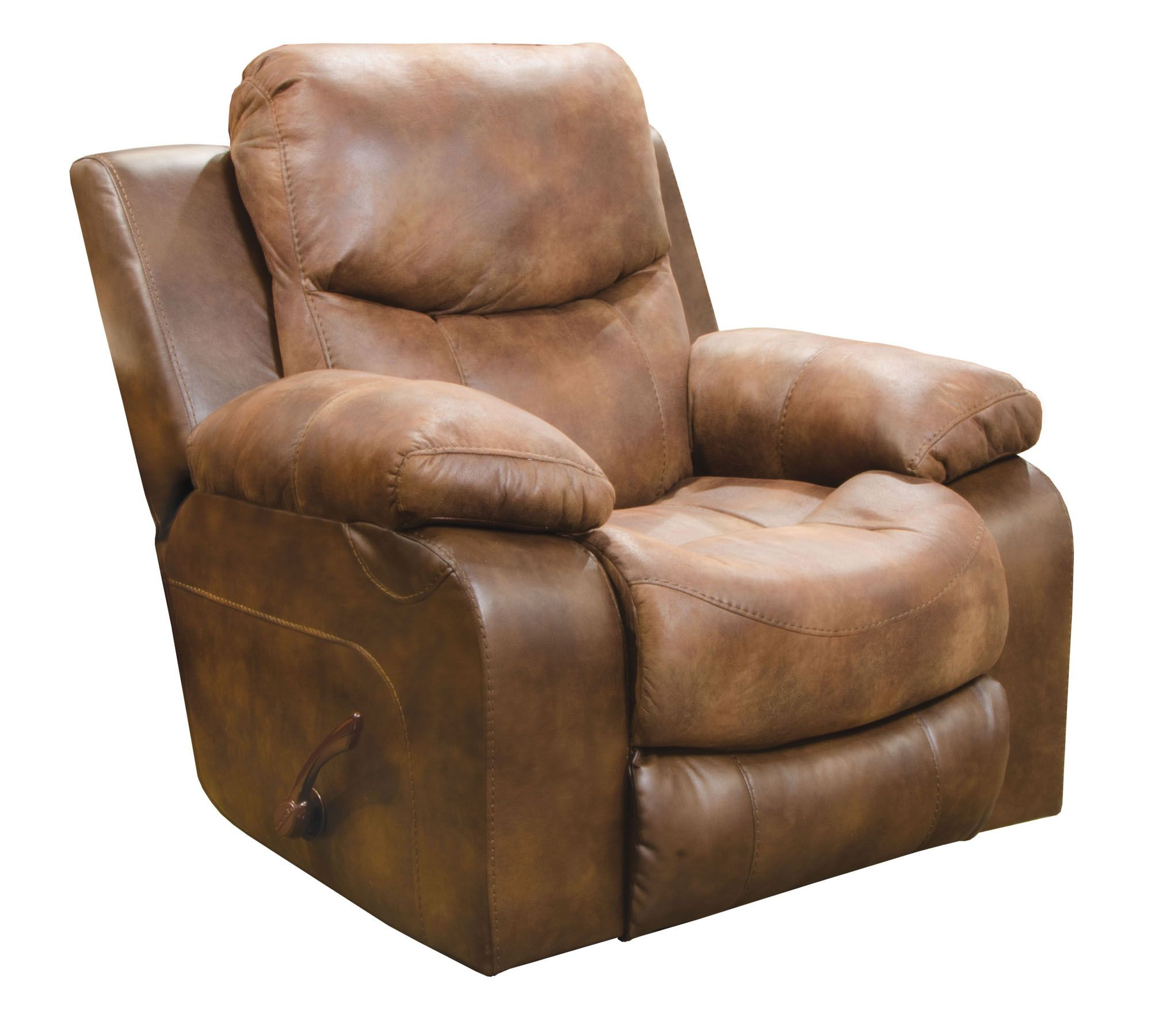 Henderson Power Recliner In Brown Catnapper Furniture Home