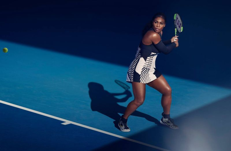 Helen Crowley reveals her tennis picks that will be on the 'court walk' at  the Australian Open Featuring Nike and adidas tennis apparel and footwear.