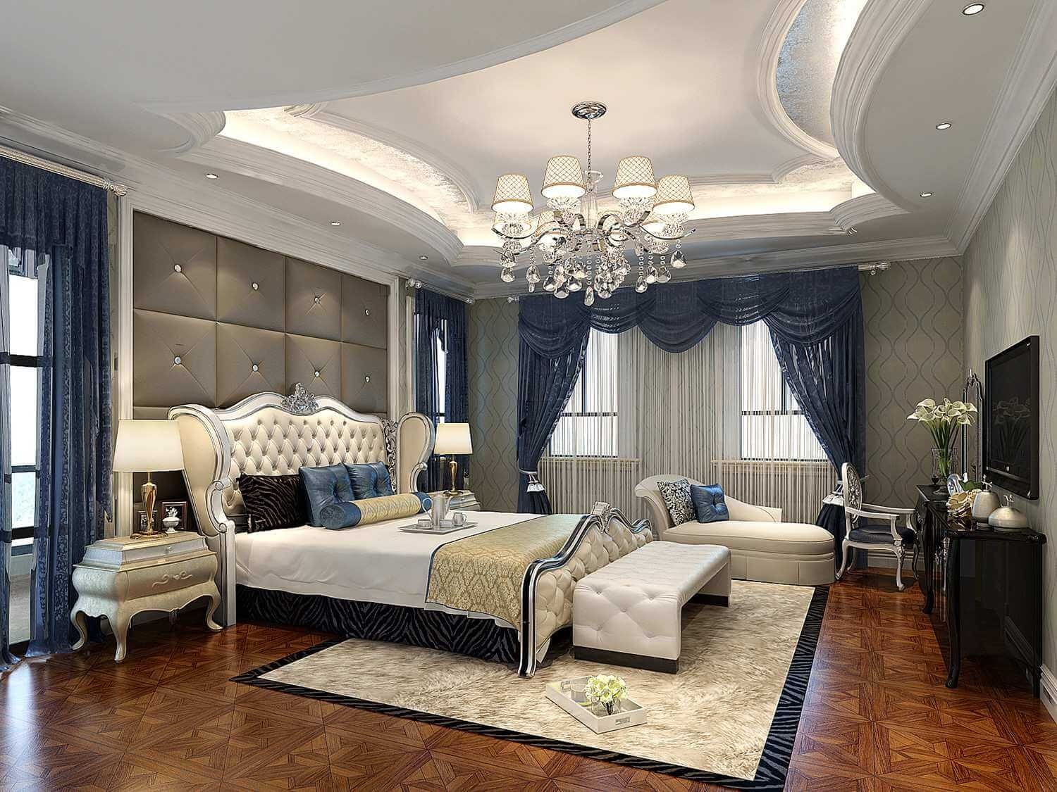 Magnificent Ultra Modern Ceiling Design In Your Bedroom Luxurious Bedrooms Modern Bedroom Ceiling Design Bedroom