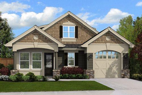 Fachadas de casas de campo buscar con google casas for Casas americanas fachadas
