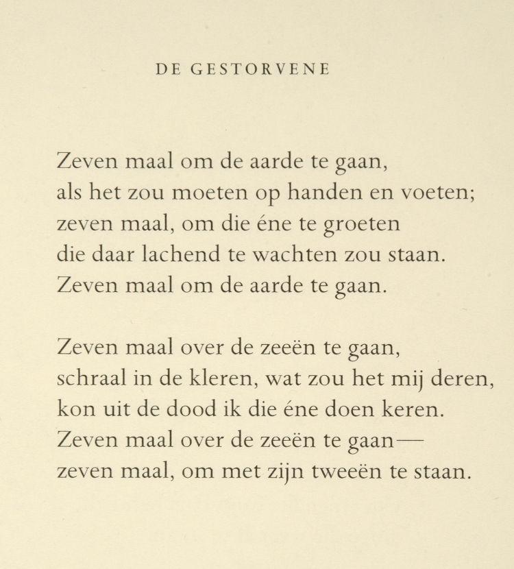 Citaten Schrijven Xxi : Ida gerhardt poëzie