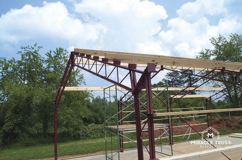 PreFabricated Metal Buildings DIY Building Kits Metal