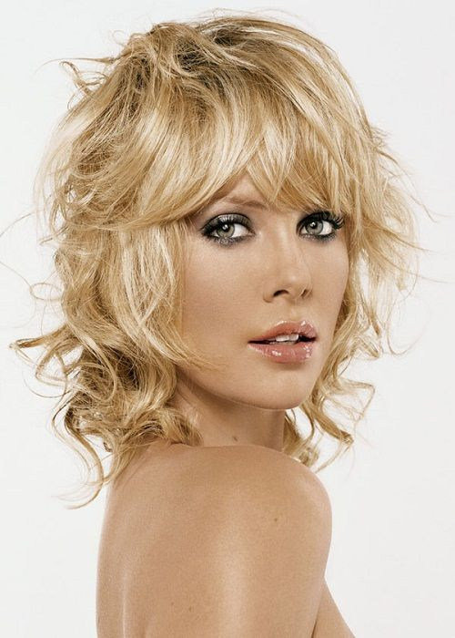 curly bob hairstyles for thin hair - Google Search | Interesting ...