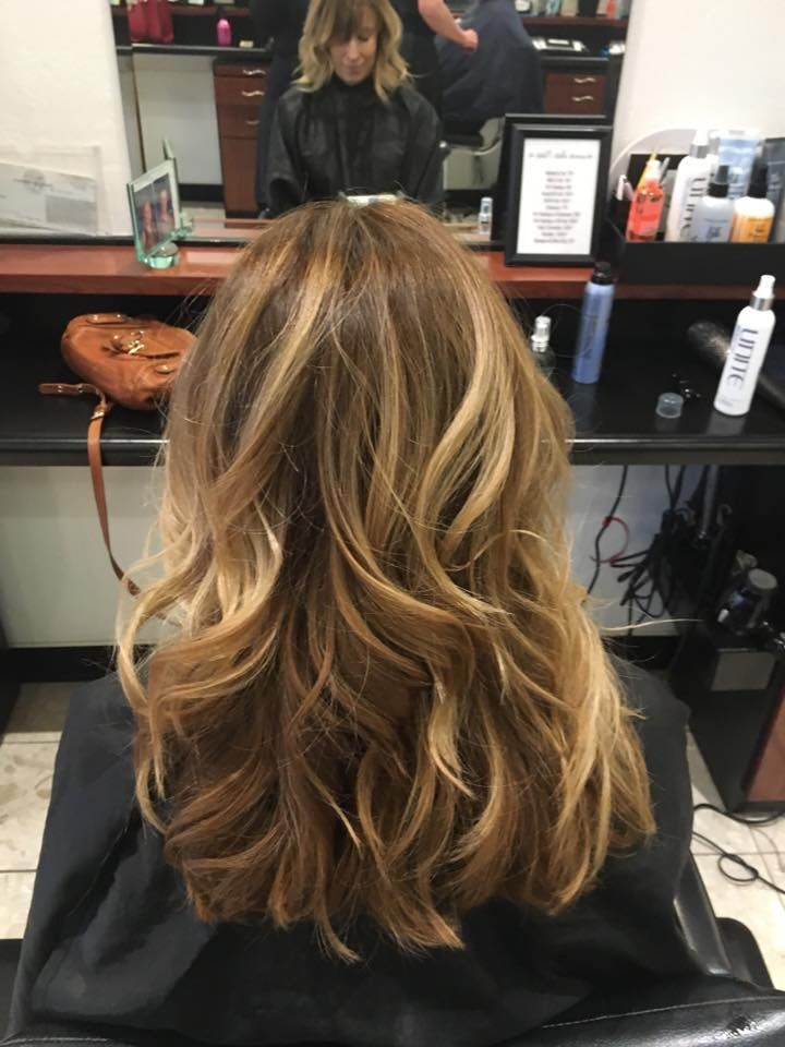 13++ Hairstyles with highlights and layers inspirations