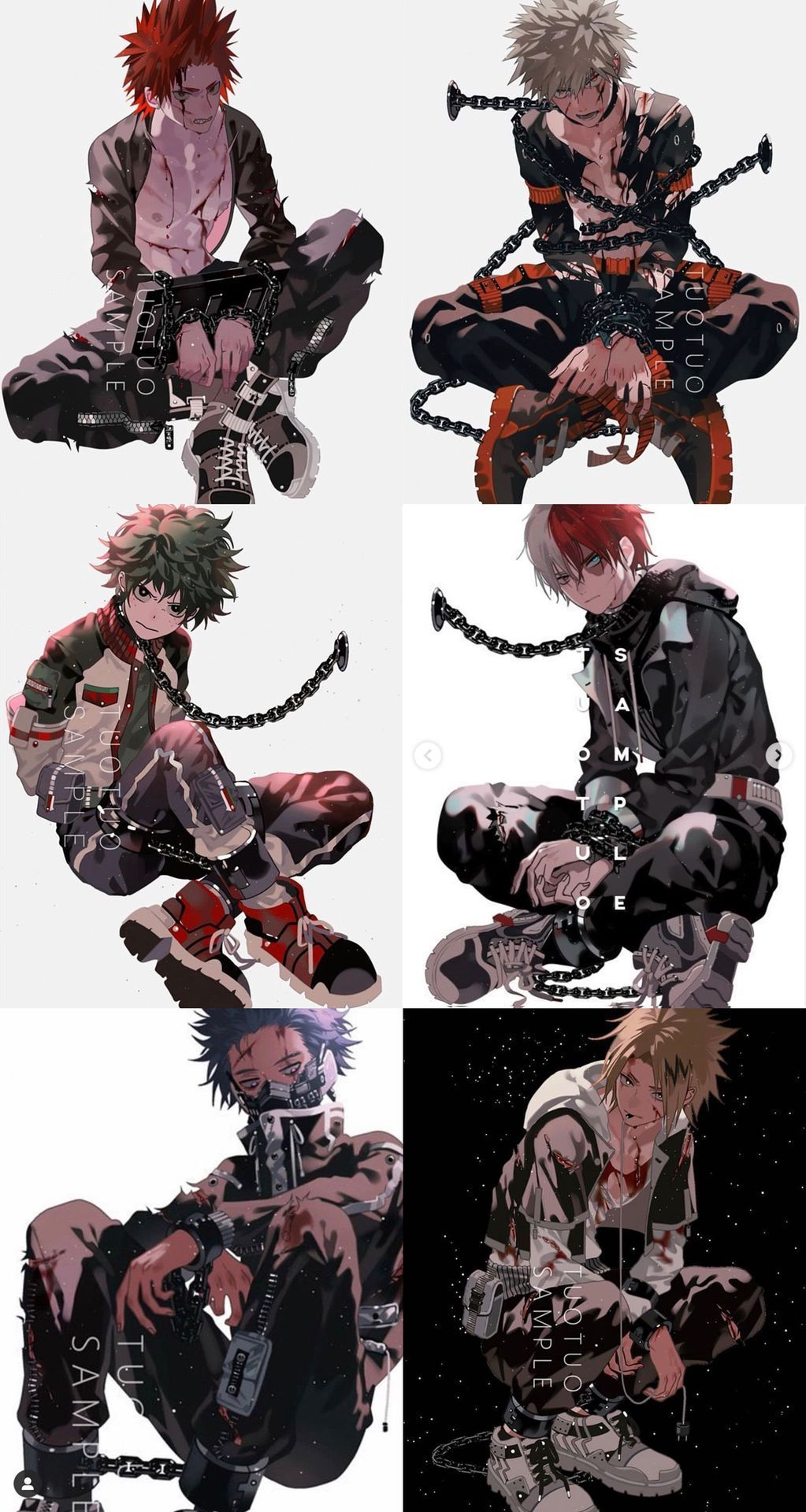XD Eine gute dies wird Schuss auf Anime oder Spiele otome: 3 x nehmen Bestellungen Anime-Charakter Animefigur Personaj ...