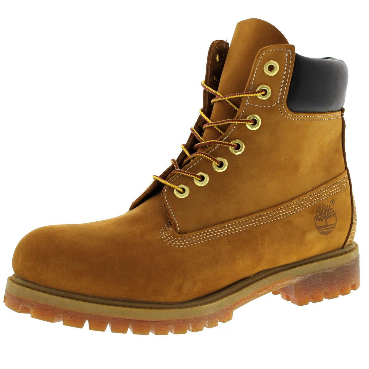54618032e7509 Timberland - Men s Icon 6 Inch Premium Waterproof Boot - Wheat Nubuck