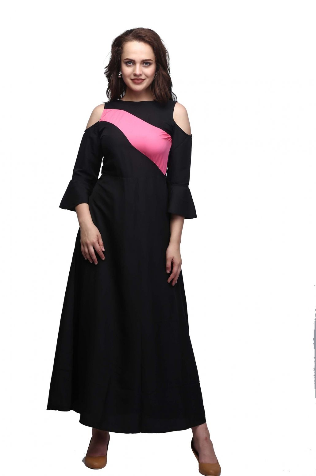 79ba50f3989 Pin by Winsant - One of India s fastest growing Online Shopping Websites on  Western Dresses for Women