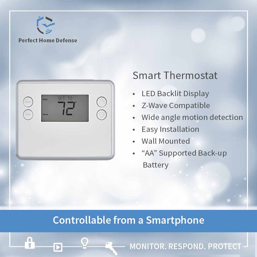 Wireless Smart Thermostat Can Help You Control The