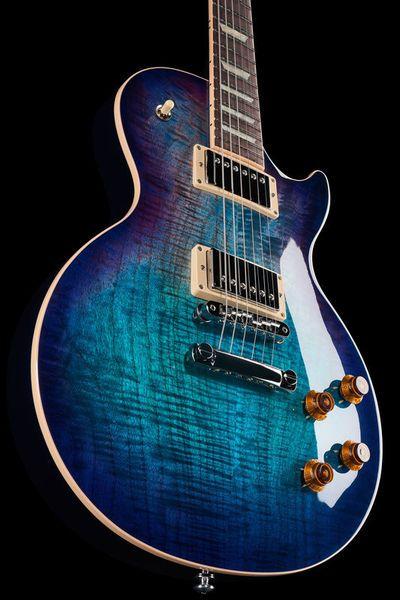 Guitare Electrique Corps En Acajou Table En Erable Flamme Aaa Manche En Acajou Profil Du Manche Slim Taper T Guitare Electrique Guitare Accords De Guitare