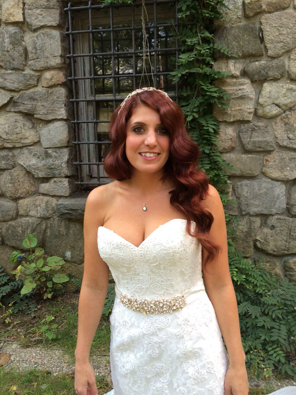 Bridal Beauty Waves
