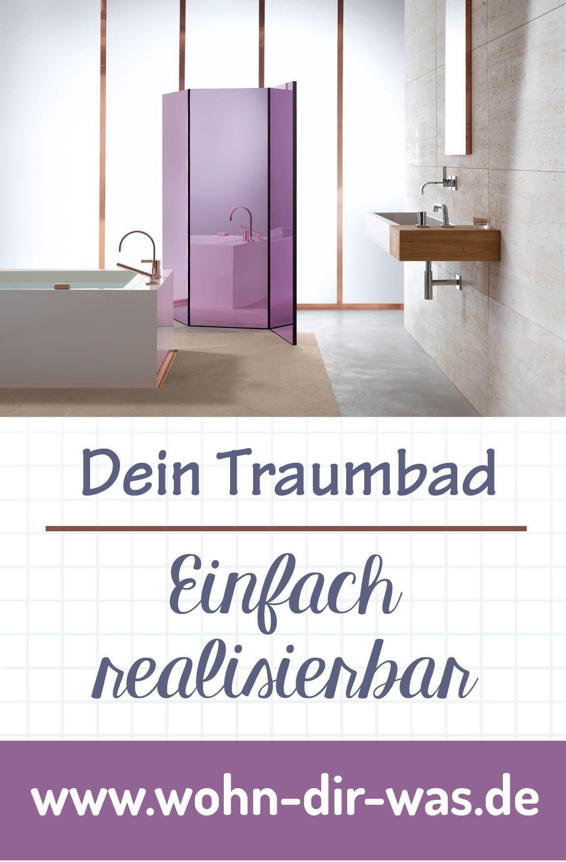 So viel kostet dein Traumbad   Traumbad, Neues bad kosten, Bad