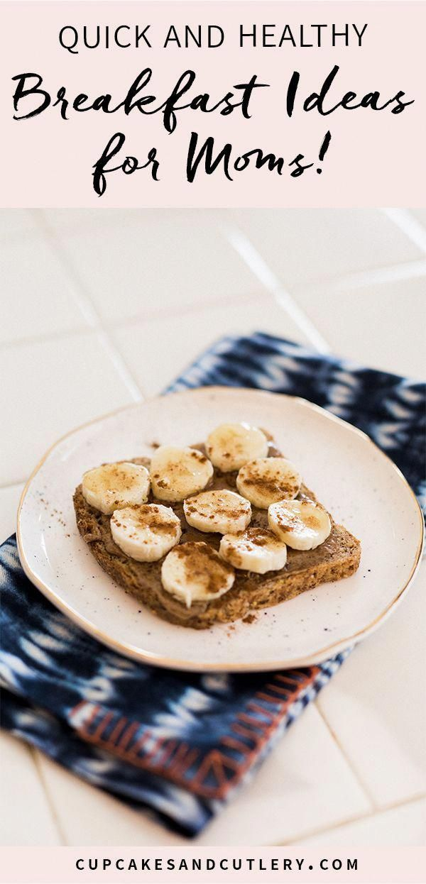 Quick Healthy Breakfast Ideas for Moms images