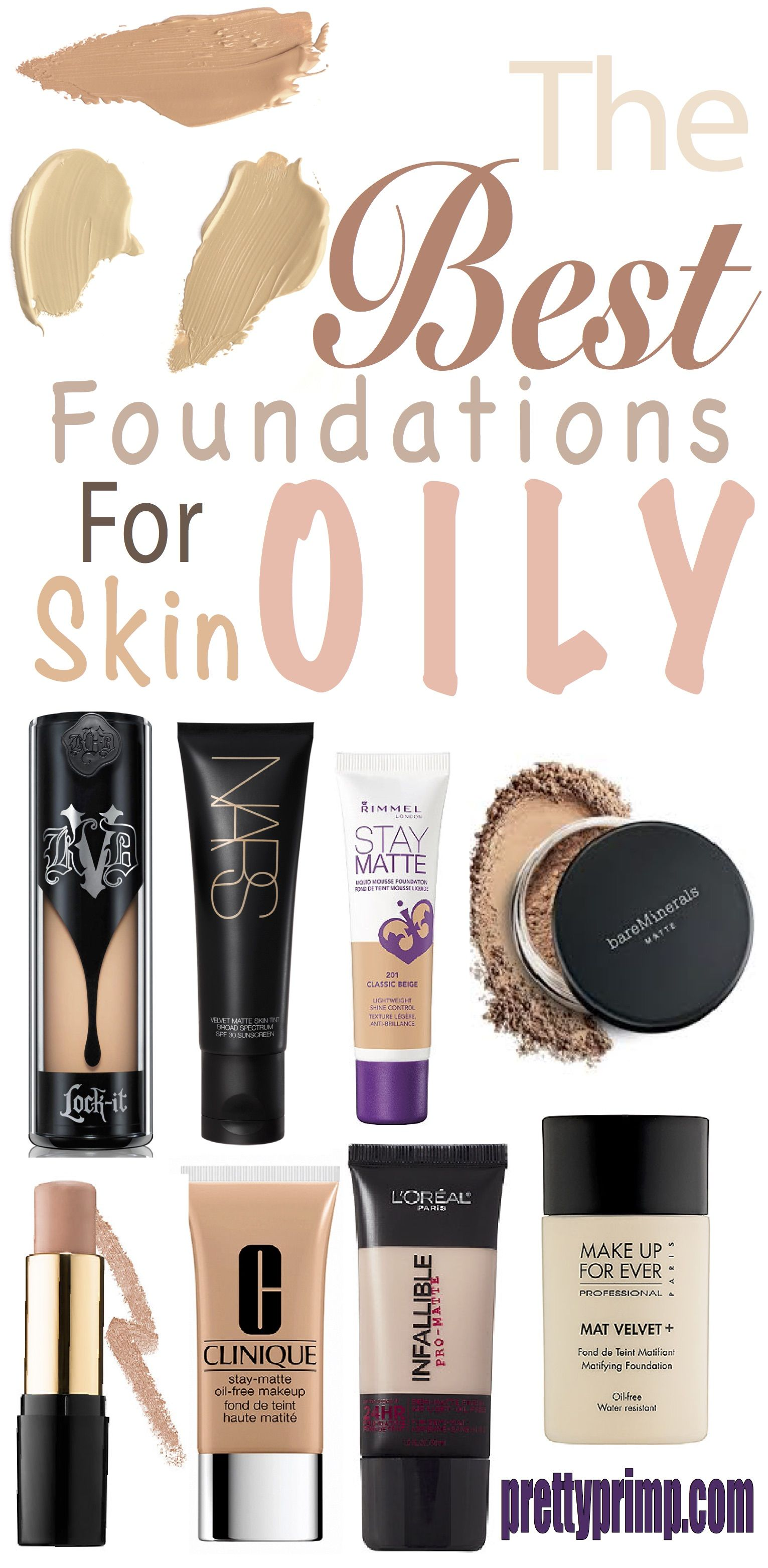 Best Matte Foundations To Keep You Shine Free Makeup Products Foundation The For All Oily Skin Girls Out There From Drugstore As Well High End