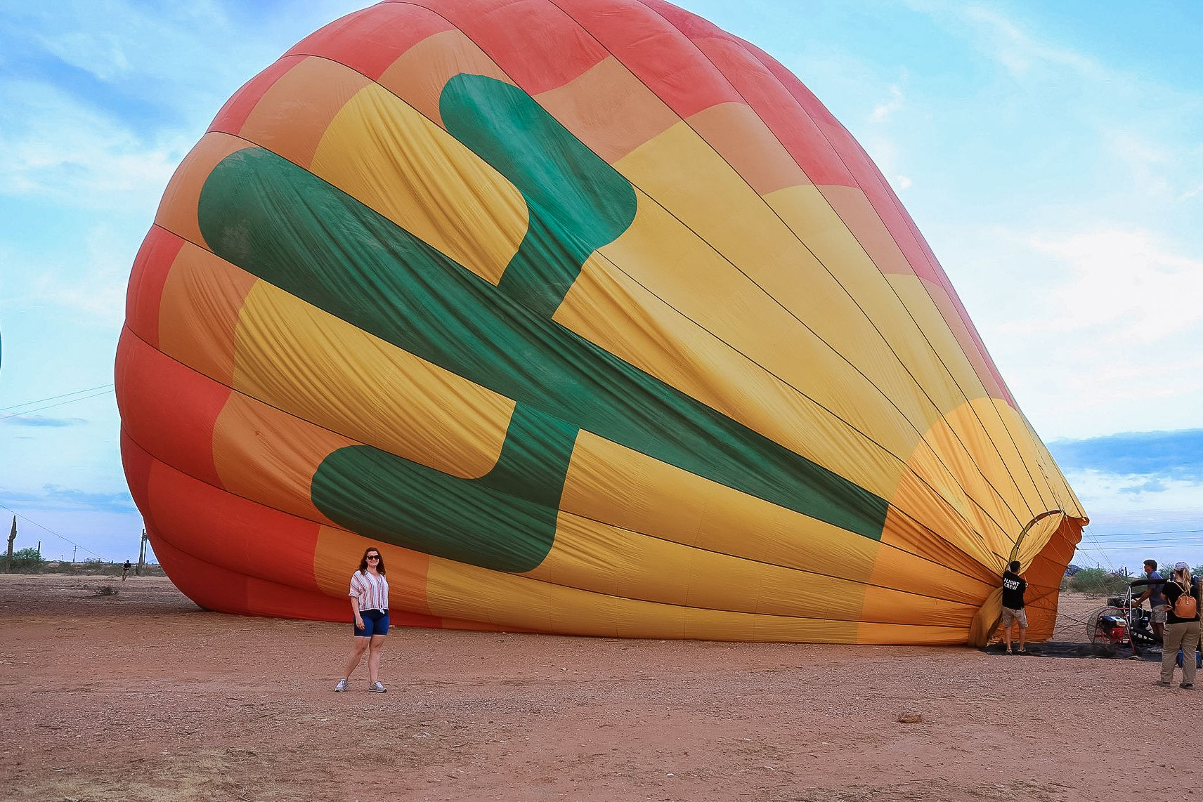 6 Questions About My Second Hot Air Balloon Ride All