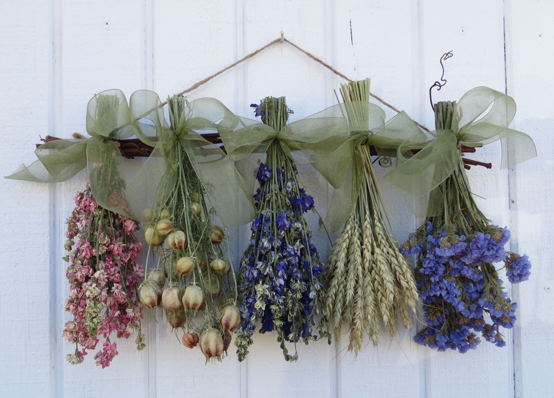 Flower Hanging Flower Rack Dried Flowers Hanging Dried Flower