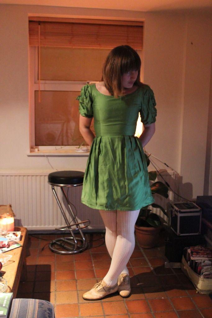 Wardrobe & model (Bekah) for Cheshire Cat
