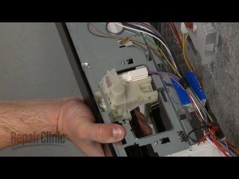 Dishwasher Door Latch Replacement Bosch Dishwasher Repair Part 00654621 Bosch Dishwasher Repair Bosch Dishwashers Door Latch
