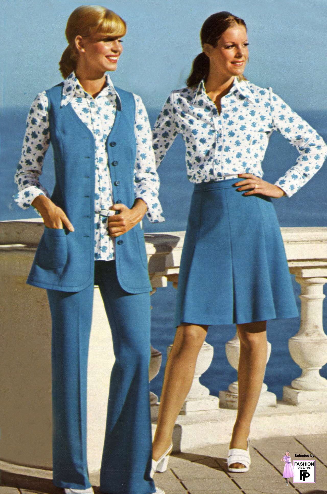 1970s Vintage Clothing 1973 Cool Clothing For Cool People Every Month Cooluxey Curates The Best Fashion Piece 1970s Fashion 1970s Fashion Women Fashion