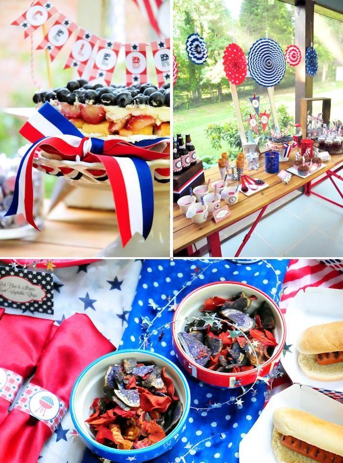 Stars & Stripes Independence Day Celebration | July party ...