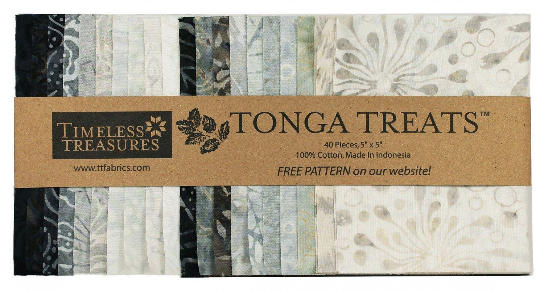 Timeless Treasures Tonga Ivory Batik cream 100/% cotton fabric by the yard