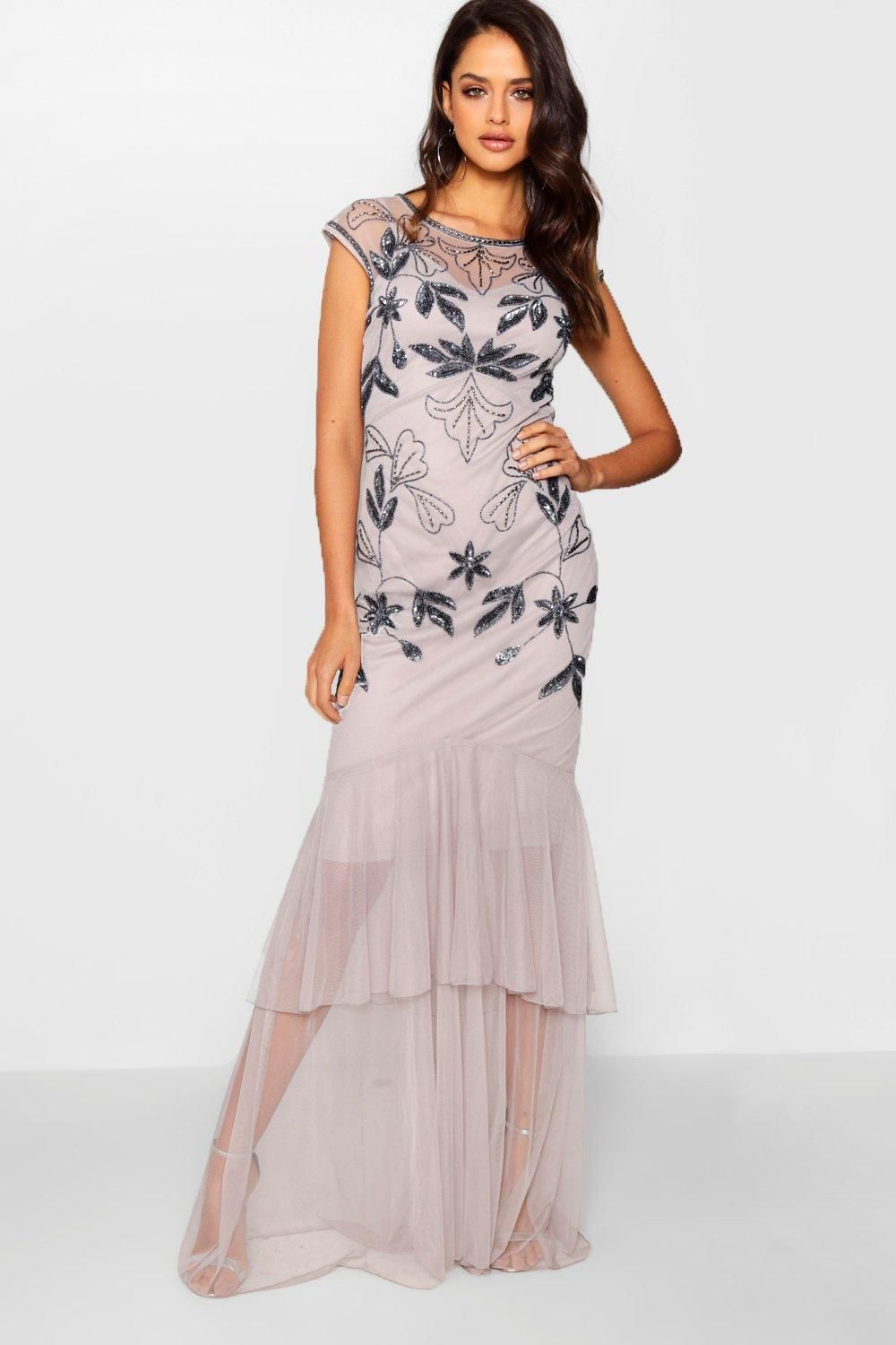 c652d3d301e6 Click here to find out about the Tall Emily Boutique Embellished Maxi Dress  from Boohoo, part of our latest SALE collection ready to shop online today!