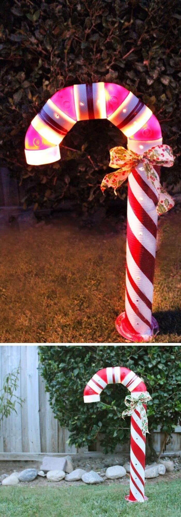 38+ Beautiful DIY Outdoor Christmas Decorations (Ideas