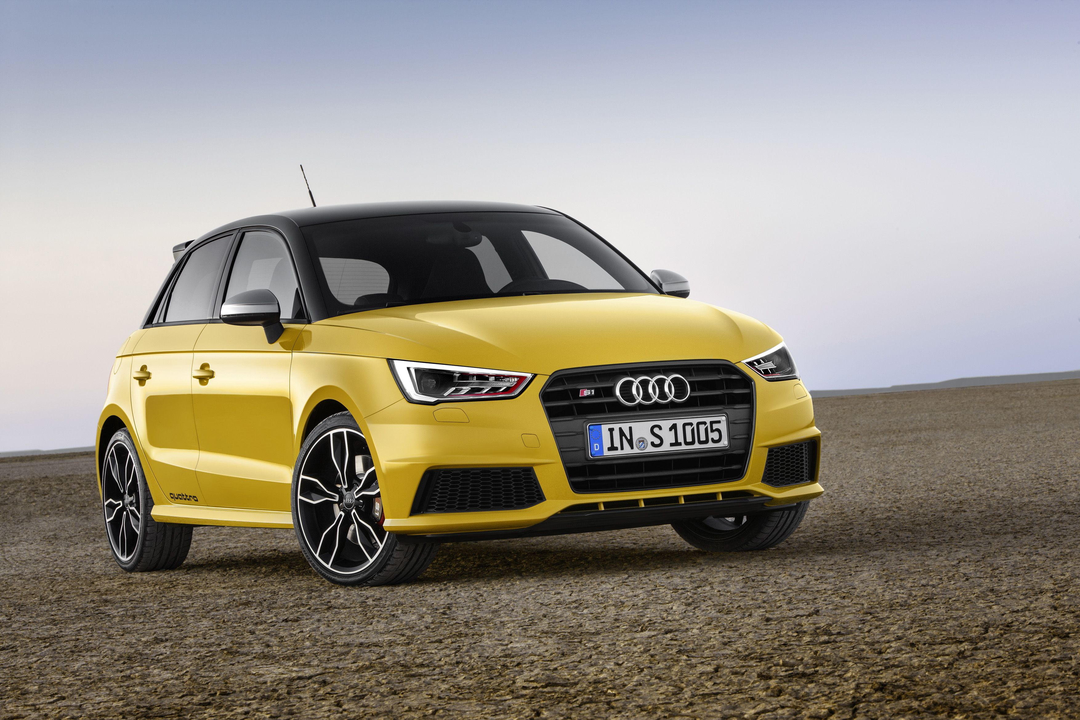 The New Audi S1 And S1 Sportback Are Coming Audi Mobil Motor