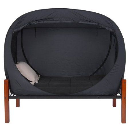 This would be the best cover up considering my bed is parallel with the front door. Privacy Pop Bed Tent - Extra-Long Twin - Bed Bath Beyond  sc 1 st  Pinterest & Amazon.com: Privacy Pop Bed Tent: Home u0026 Kitchen | Unique ...