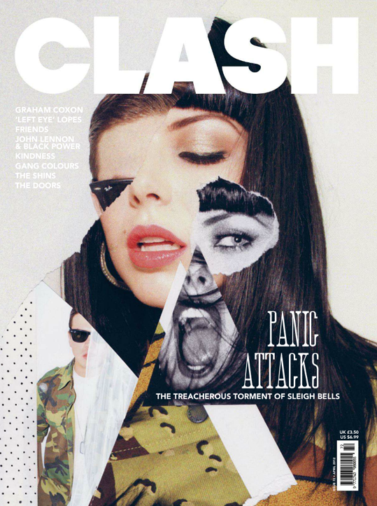 CLASH #72 - Panic Attacks: Treacherous torment of Sleigh Bells