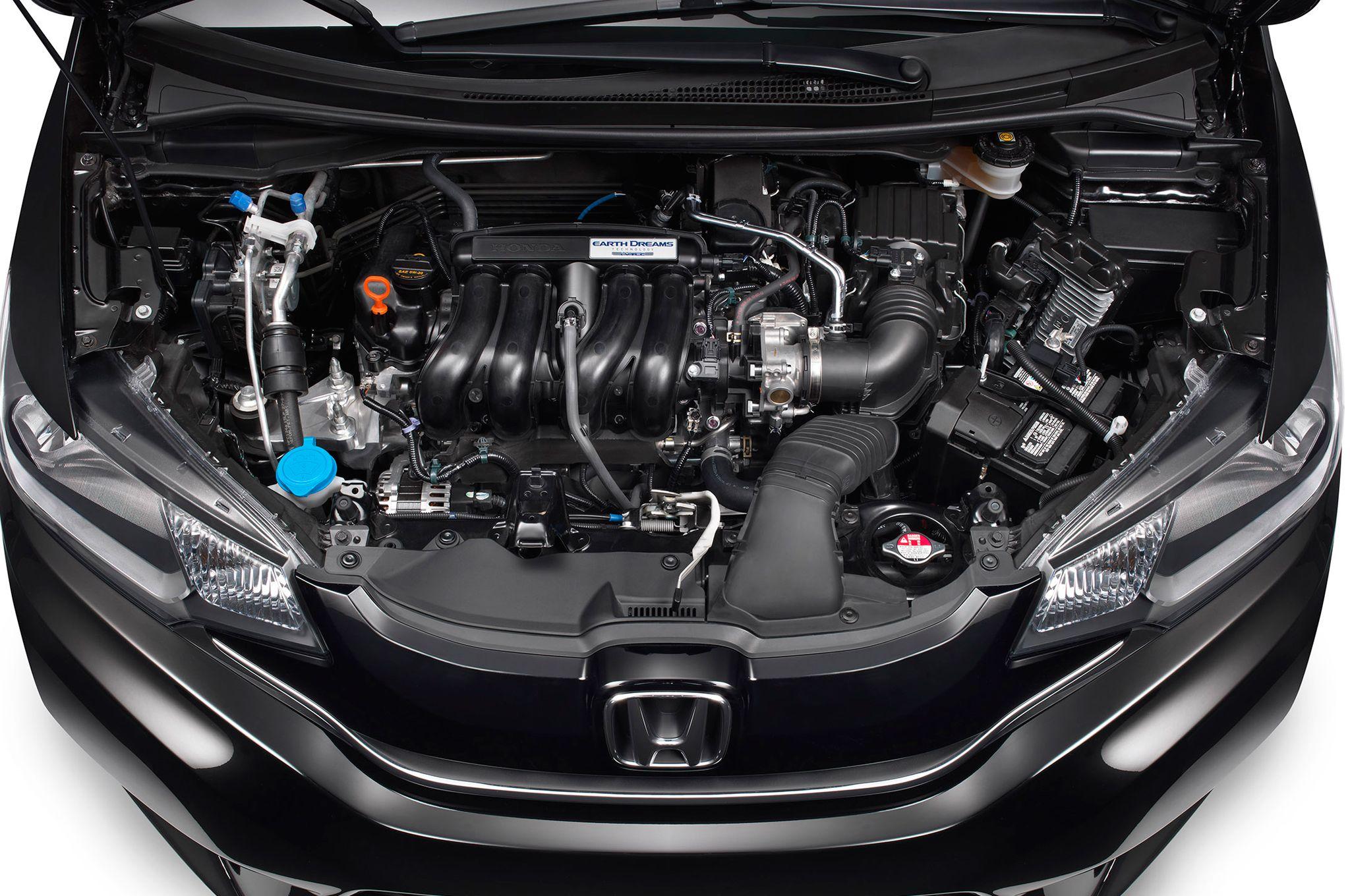Honda fit engine