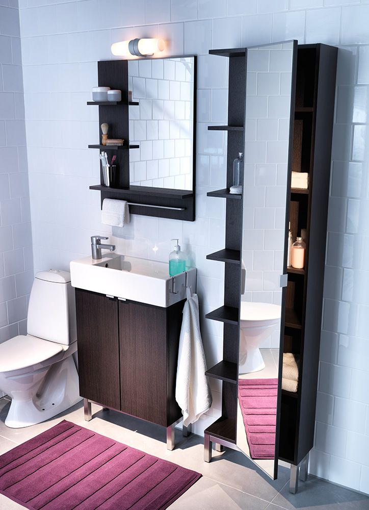 La Escuela de Decoración de IKEA | Inspiration bathroom en 2019 ...