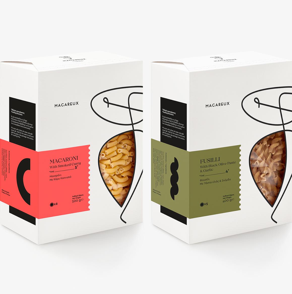 Luminous Design Group - Macareux #packaging #design #diseño #empaques #дизайна #упаковок #embalagens #emballage #worldpackagingdesign worldpackagingdesign.com