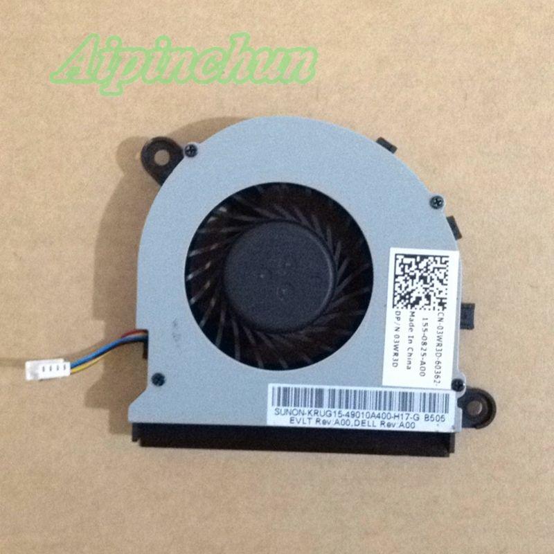 New CPU Cooling Fan For Dell LATITUDE E5520 E5520M 5520 03WR3D ...