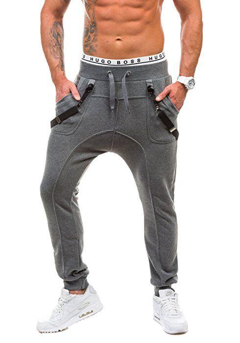 Bolf Hombre Muy Comodo Bolsillos Gym Pantalones Deportivos Pantalones Tiempo Libre Bbg 1106 Ropa De Moda Hombre Ropa Casual Hombres Ropa Deportiva Para Hombre