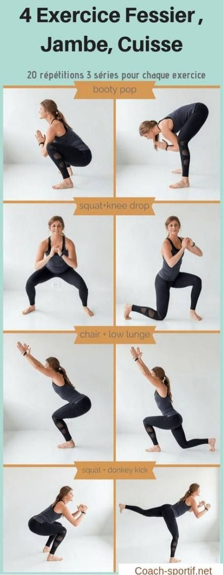 16+ Ideas For Fitness Femme Musculation Cuisse #fitness