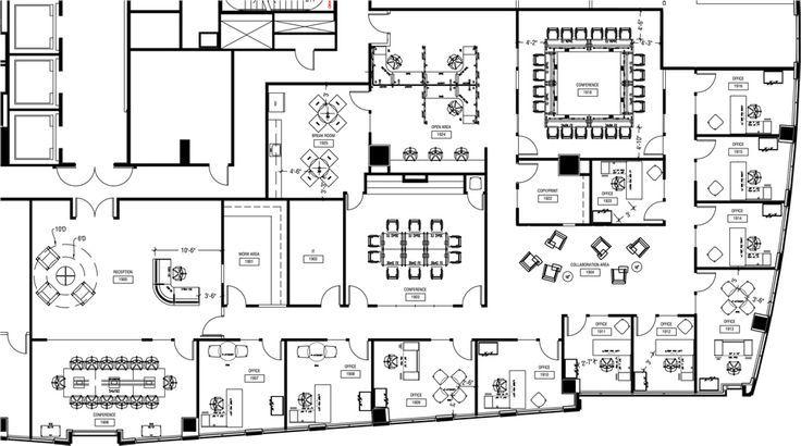 Building Floor Plans Stanford Business School