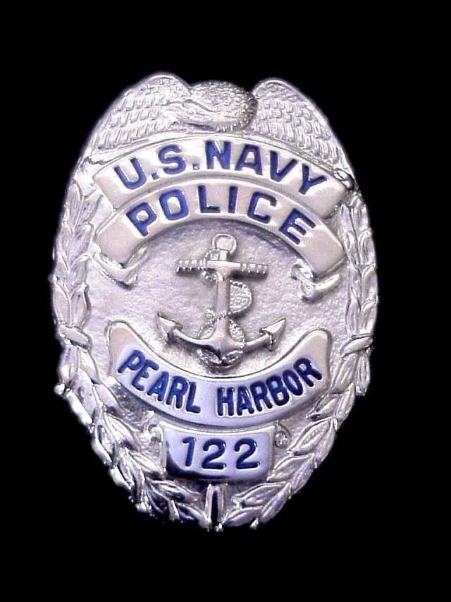 us navy police pearl harbor