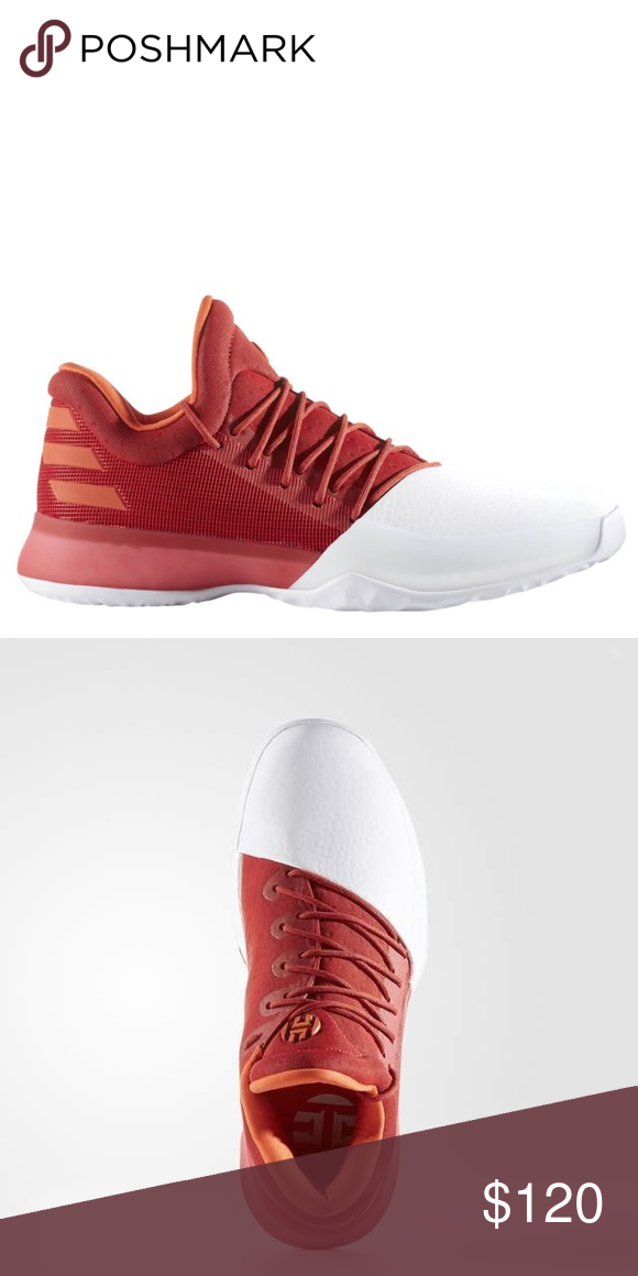 e8a90569950b James Harden Vol 1   Red-White - Size 11.5 New with box  ) adidas Shoes  Athletic Shoes