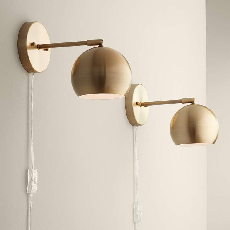 Pin On Lights #plug #in #lights #for #living #room