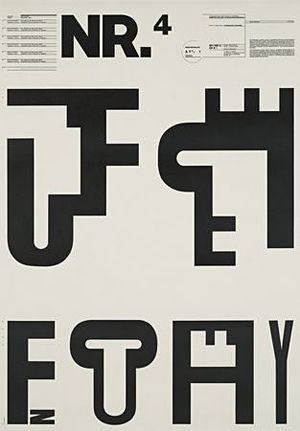 Wolfgang Weingart and New-wave typography by Design Facts, via Flickr