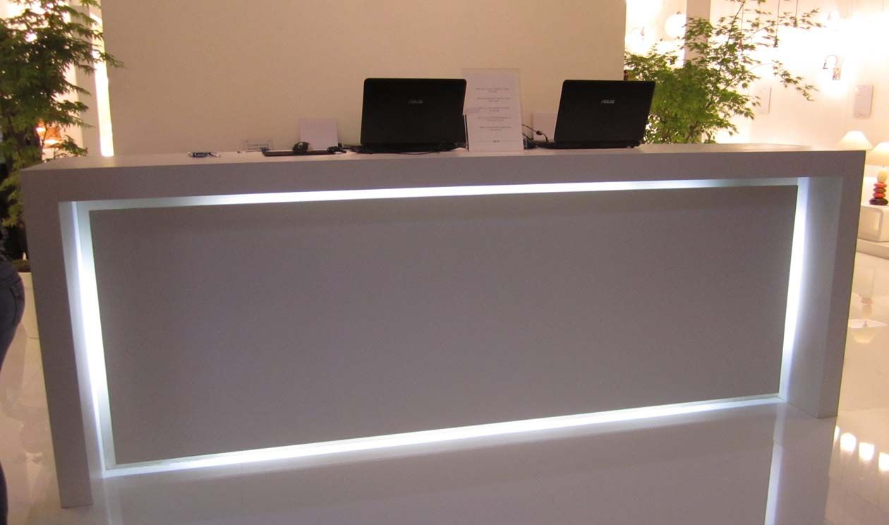 reception desk ideas | Reception Desk Inspiration | Luxury ...