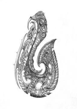hei matau maori tattoos pinterest maori tattoo and maori tattoos. Black Bedroom Furniture Sets. Home Design Ideas