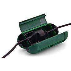 Kabelschutz Und Steckerschutz Sicherheitsbox Safetybox Für Kabel Und