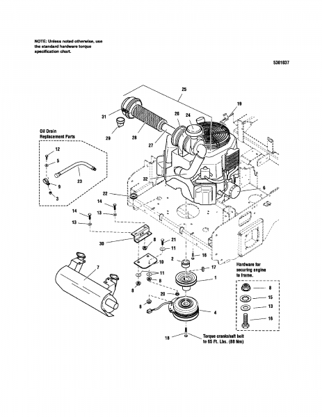 20 Hp Kohler Engine Diagram Wiring Diagram Document Guide