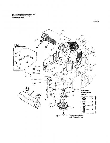 Kohler 20 Hp Engine Parts