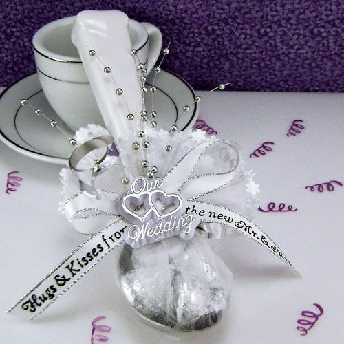 Wedding Favors And Personalized With Accessories Including Beach Candle Favor Ideas