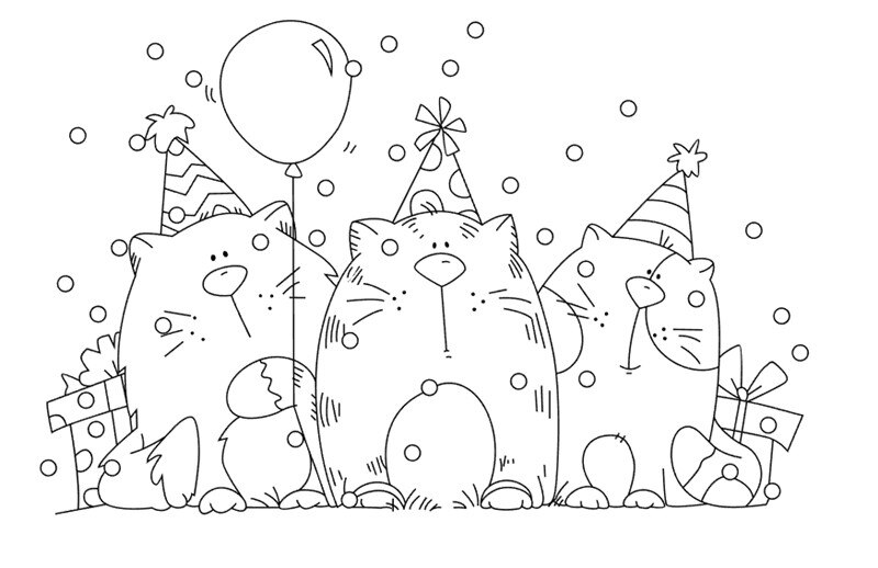 Wholesale Product Snapshot Product Name Is 10 6 Animal Rubber Stamp Transparent Clear Stamps Silicone Seals Coloring Pages Preschool Coloring Pages Digi Stamps