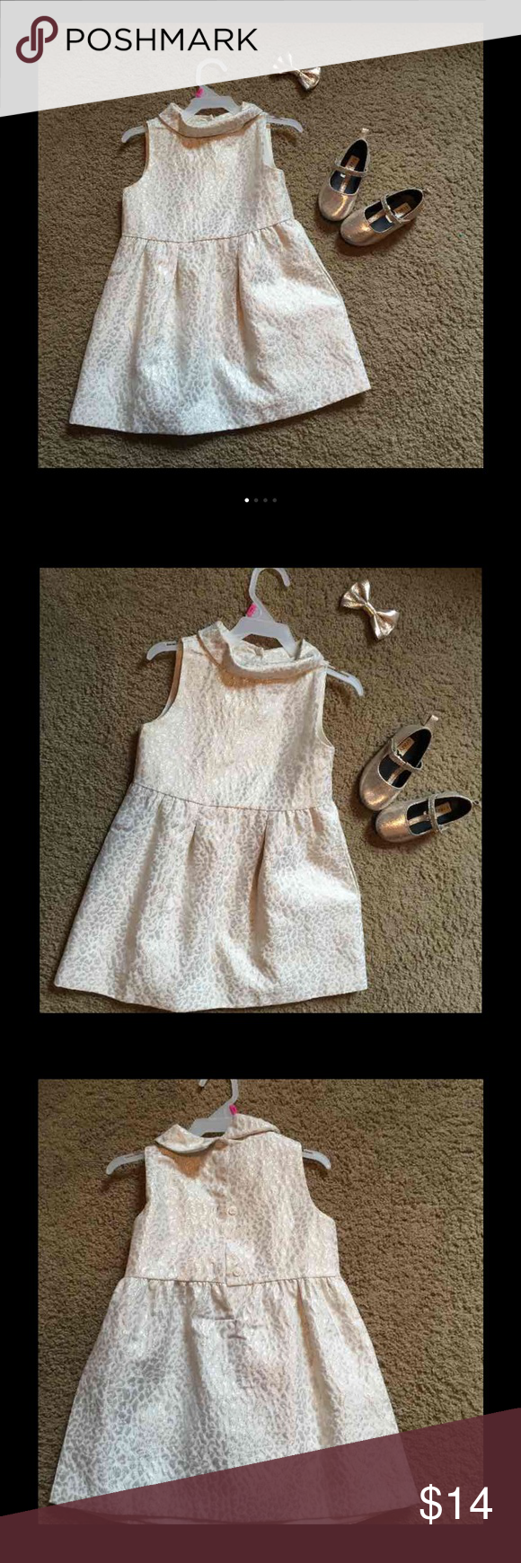 Toddler sleeveless used dress t dress formal dress shoes and formal